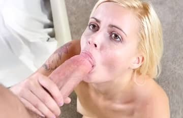 Extreme Fat Cock Breaking Tiny Blonde Pussy